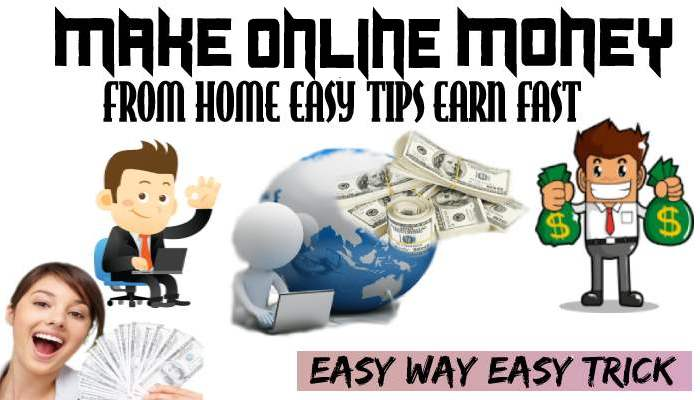 8 Ways To Make Online Money, For Beginners