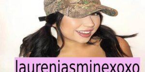 laurenjasminexoxo (@laurenjasminexoxo) bio, wiki, age, boyfriend,