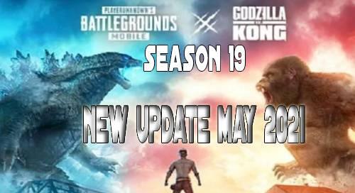 pubg mobile - season 19 new update may 2021
